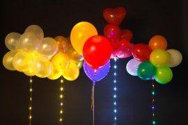 Heliumshop.nl - Verlichte ballonnen